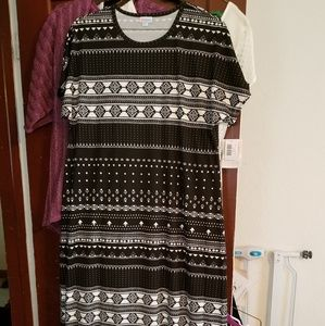 LuLaRoe - Maria Maxi Dress - NWT